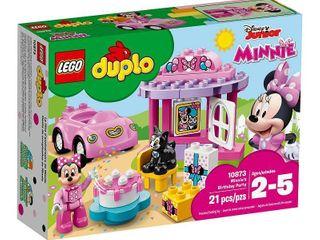 lEGO DUPlO Disney Minnie Mouse s Birthday Party 10873