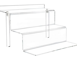 Yestbuy  Transparent Display Stand
