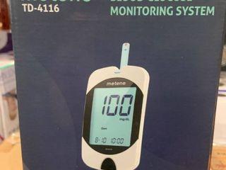 Metene Diabetes Testing Kit   TD 4116
