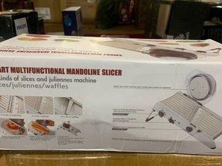 Smart Multifunctional Mandoline Slicer