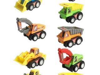 Truck Series Fajiabao  9 pcs
