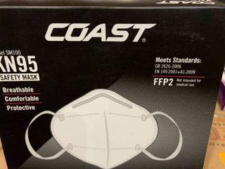 Coast   KN95 Safety Mask