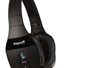 BlueParrott S450 XT Voice Controlled Bluetooth Headset Industry leading Sound with long Wireless Range  Extreme Comfort and Up to 24 Hours of Talk Time