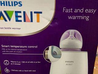 Phillips Avent Fast Bottle Warmer