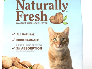 Naturally Fresh Quick Clumping Natural Cat liter
