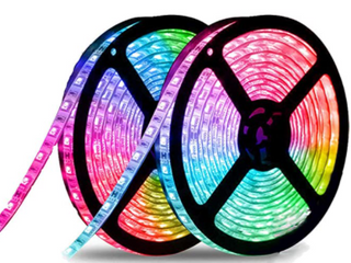 led Music Color Changing light Strip W  Easy Remote  shine Bright No Matter What