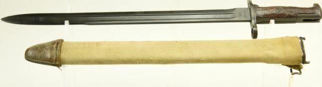 Springfield Armory M1905 Bayonet with Wood