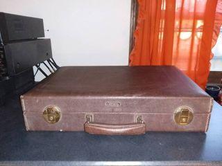Vintage Hardshell Stebco Briefcase