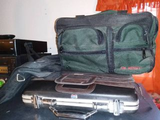 lot of 4 Briefcase Bags