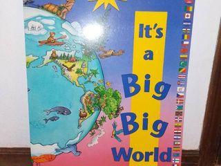 Its A Big Big World Atlas