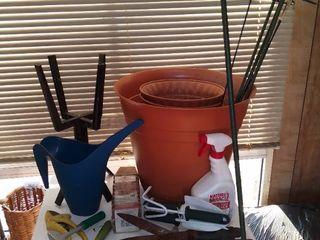 Mega lot of Gardening Tools