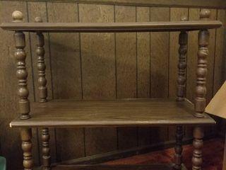 Wooden Shelves  DIY Project