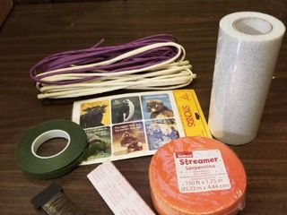 lot of Assorted Craft Supplies