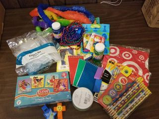 lot of Stocking Stuffers Children s Party Supplies