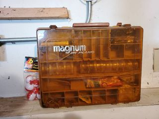 Magnum by Plano Tackle Box