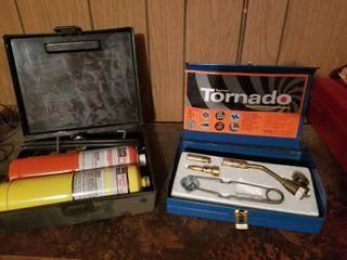 Turner Tornado Torch  Sears Soldering Kit