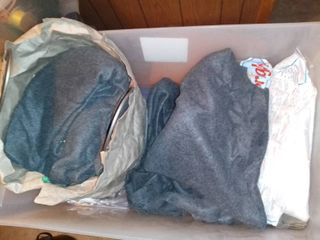 Mega lot of Blanket like Material and Fabric