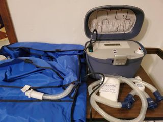 NormaTec Pneumatic Compression Device  Never Used    Includes Box and Packing