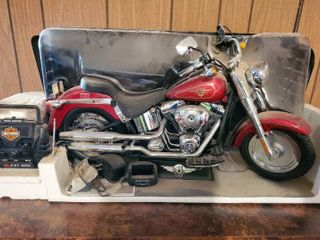 Remote Control Harley Davidson Motorcycle