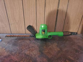 Montgomery Ward 13 Inch Shrub and Hedge Trimmer  Electric   Tested and Working