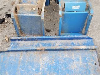 lot of 2 Blue Peterson Car Ramps