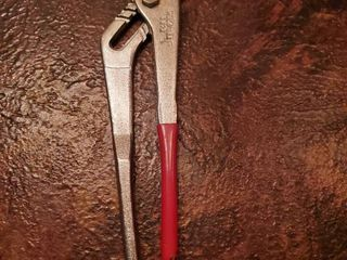 Witco 272 Pipe Pliers