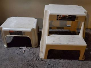 lot of 2 Step Stools