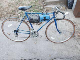 Blue Free Spirit Bike