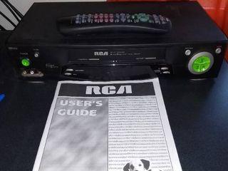 RCA Accu Search Four Head VCR