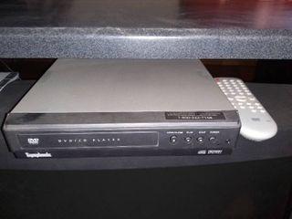 Symphonic DVD CD Player
