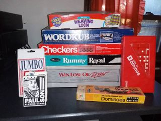 lot of Family Games