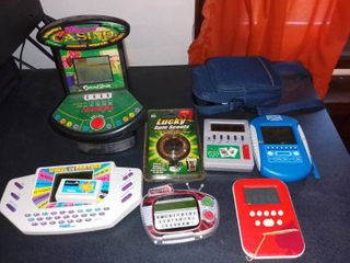 lot of Battery Operated Games