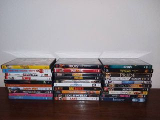 lot of 30 DVDs