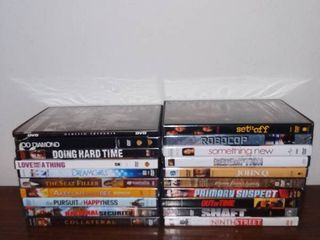 lot of 20 DVDs