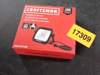 Craftsman 1000 lumen led Portable Work light