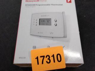 Honeywell 1 Week Programmable Thermostat