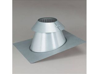 SuperVent Stainless Steel Flashing
