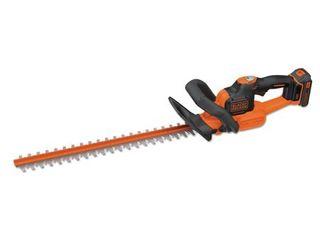 Hedge Trimmer  Black decker 20V Max  Powercut Hedge Trimmer  Orange Sorbet
