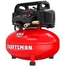 craftsman compressor 150 psi 6 gal