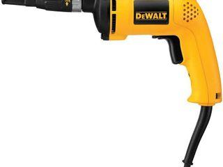 DEWAlT DW255 6 Amp Drywall Screwdriver