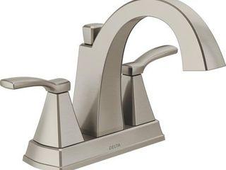DElTA FAUCET CO BN 2Hand CTR lav Faucet 25768lF SS