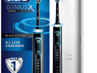 Oral b Genius X limited Rechargeable Electric Toothbrush Brand
