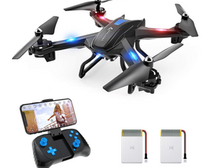 SNAPTAIN S5C 4 AXIS DRONE