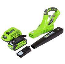 Greenworks G Max Cordless 40 Volt 150 MPH Blower
