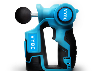 Personal Percussion Massage Gun   VYBE Handheld Deep Muscle Massager