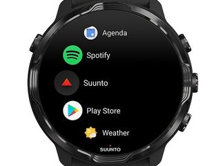 SUUNTO   7 Smartwatch 50mm Fiber Reinforced Polymer   All Black
