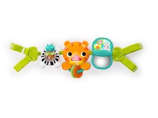 Bright Starts Toy Bar  Crib Toys and Soothers
