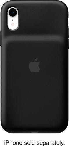 Apple iPhone XR Smart Battery Case   Black