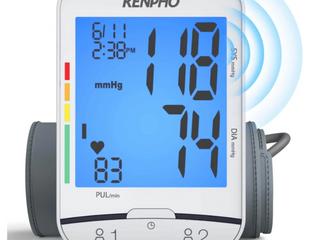 Renpho Blood Pressure Monitor Model No  RP BPM003