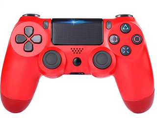 PS4 Controller  Red